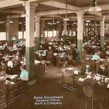 Як виглядали офісні працівники на початку ХХ ст. Фото