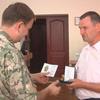 Президент відзначив луцьких прикордонників