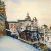 У Луцьку - художня виставка архітектора найдовшого будинку в світі
