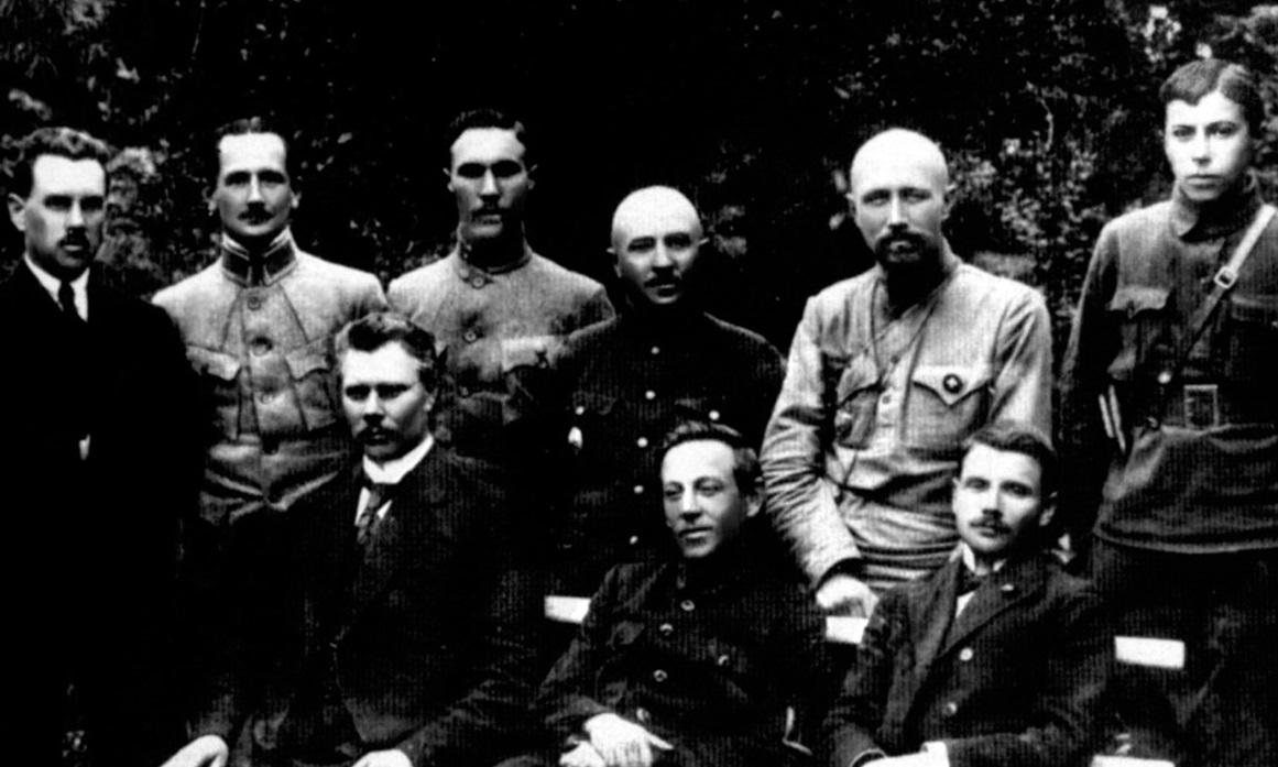10 листопада. Падіння Директорії УНР