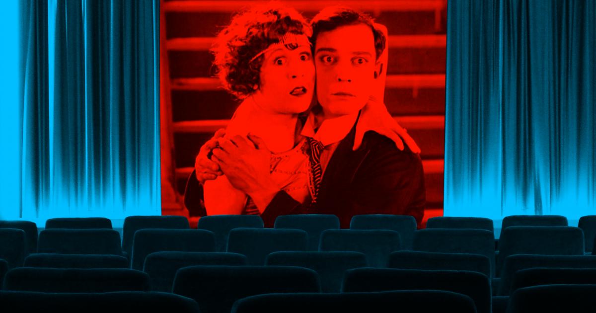 Сходити в кіно і вижити: історія перших кінотеатрів