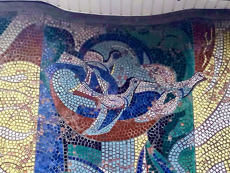 Монументаліст Микола Куценко: «Мозаїка «Дороги» була моїм першим замовленням в Луцьку»