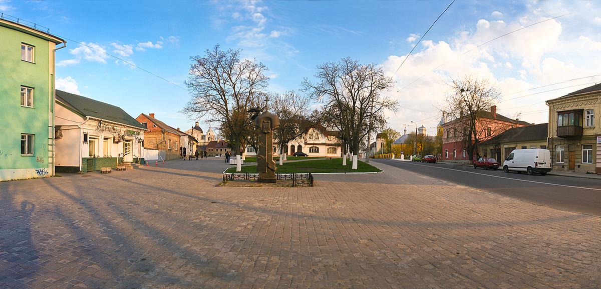 Urbs mercatorum: торговельні сторінки історії Луцька