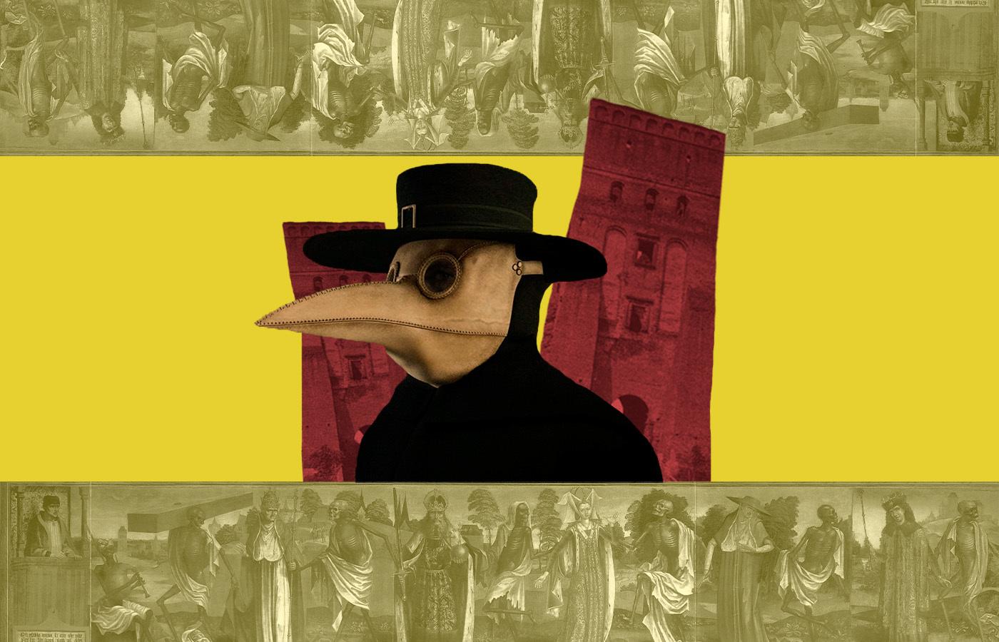 «Прийшов гнів Божий на місто Луцьке»: чума у місті 400 років тому