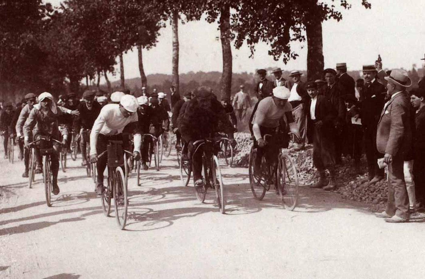 Перші велоперегони «Тур де Франс»