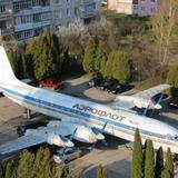 Літак на Молоді – один із 64 літаків «ІЛ-18Б», збудованих у 1958-1959 рр. Відео