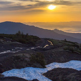 Луцький фотограф показав красу засніжених Карпат