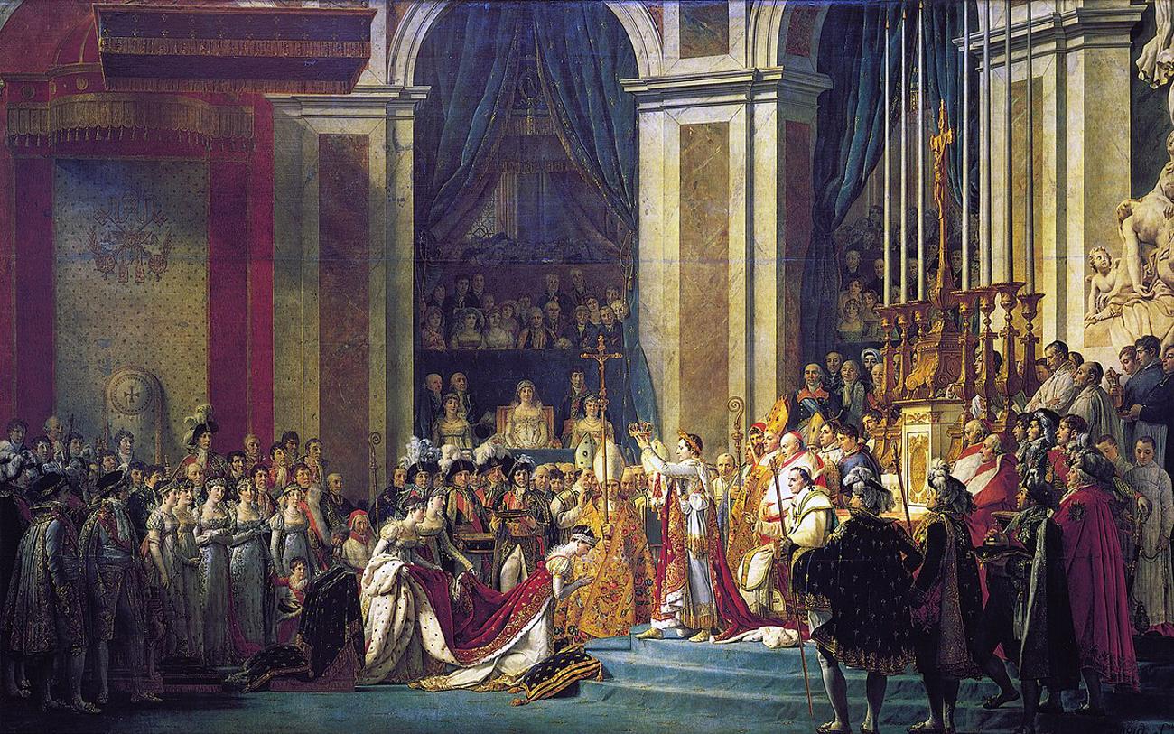 2 грудня: у Франції – новий імператор