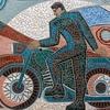 Презентують книгу радянських мозаїк, де є фото з Луцька