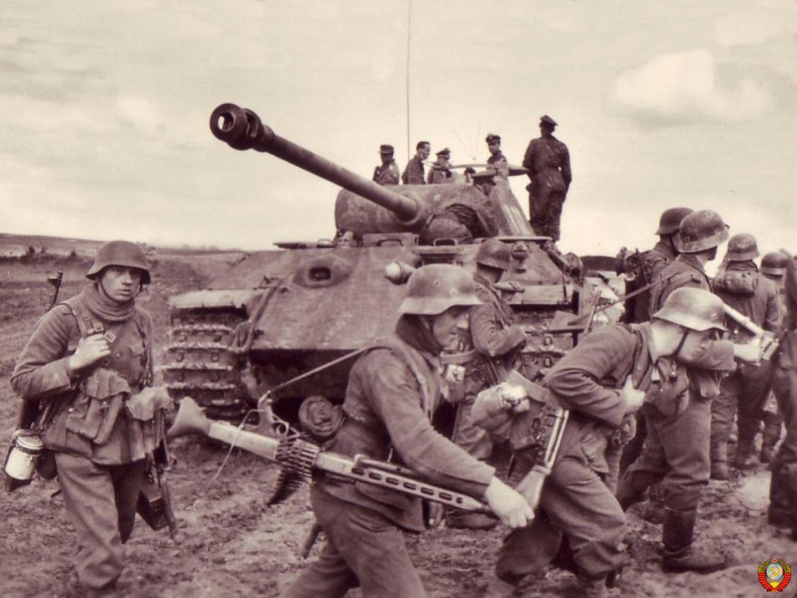 Битва за Ковель 1944 у німецькій кінохроніці