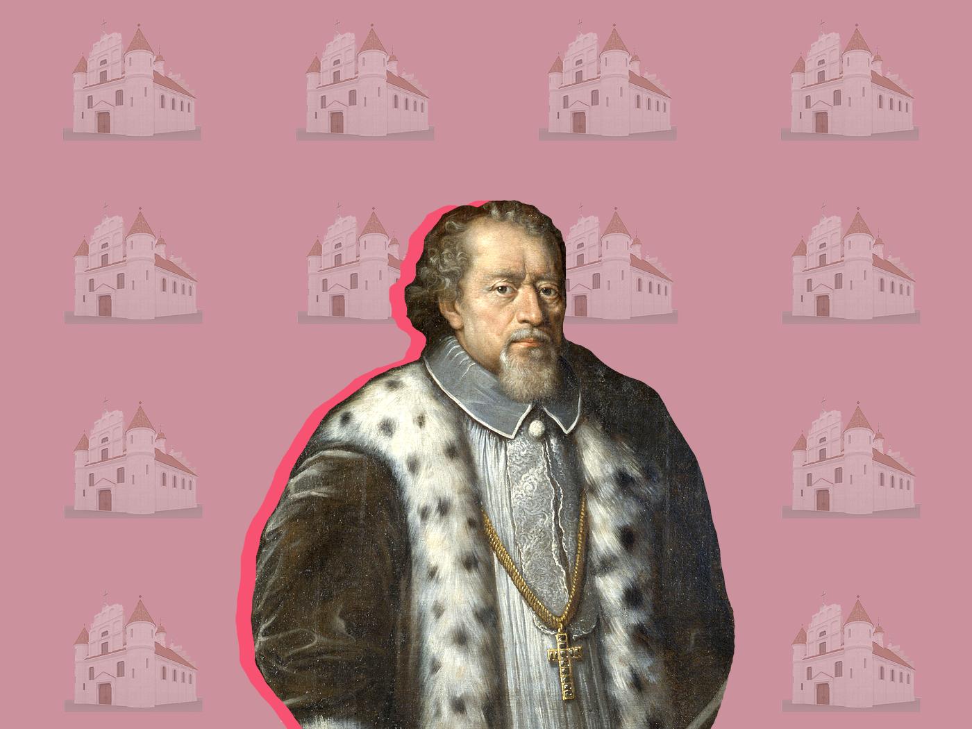 Павло Альґімунт Гольшанський – луцький єпископ