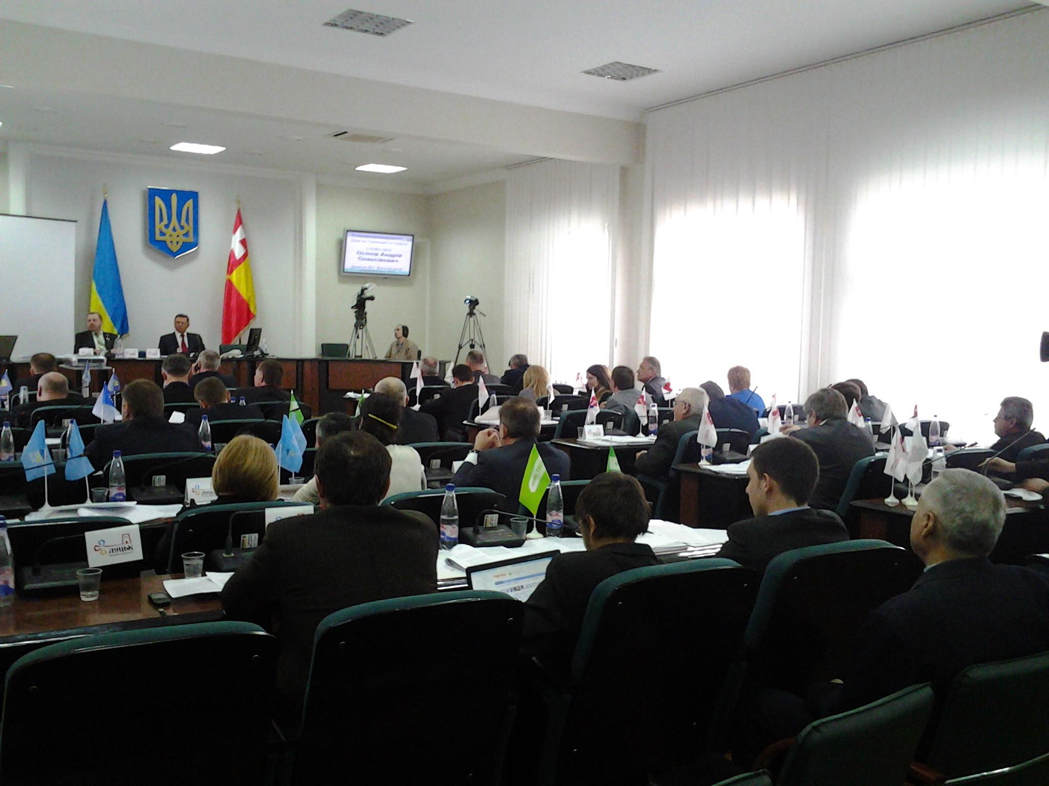 Сесія міської ради: як депутати змінюють життя лучан