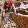 Знайшли саркофаг епохи перших правителів Франції