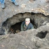 Асфальт провалився: на Харківщині випадково знайшли підземні ходи