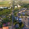Краєвиди Володимира-Волинського з висоти пташиного польоту. Відео