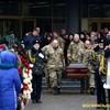 Лучани попрощалися з міським головою Миколою Романюком