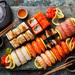 Історія суші: від Азії до нас