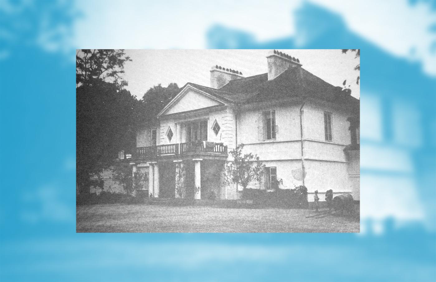 Палаци Волині: загублені Туричани