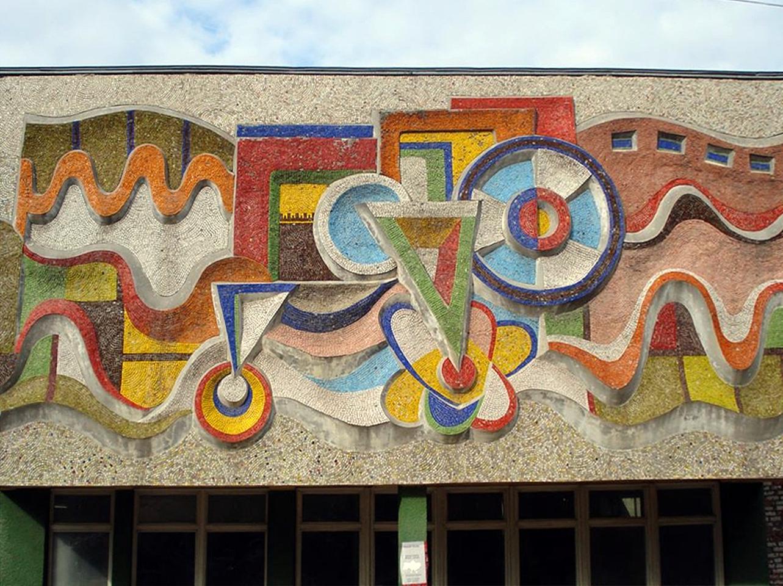 Втрачені, але незабуті. 5 радянських мозаїк у Львові, які вже не побачити