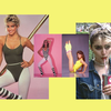 Мода 1980-х: power dressing, Мадонна і яскраві леґінси