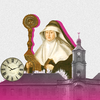 Христина Евфемія Радзивілл – абатиса, монахиня з Олики