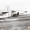 Луцькі кукурузники: ретро фотографії аеропорту