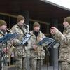 Військовий оркестр 14 ОМБ - у турі містами Волині. ФОТО. АФІША