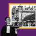 Ковельський готель «Брістоль» на фото 1916 року