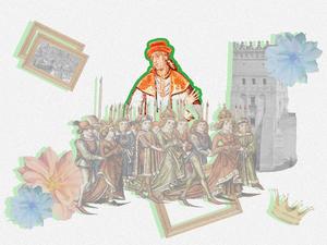Луцький з'їзд монархів: Ерік Померанський, правитель Норвегії, Швеції та Данії