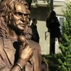 Пам'ятник Кузьмі прокоментував український журналіст та письменник Юрій Макаров