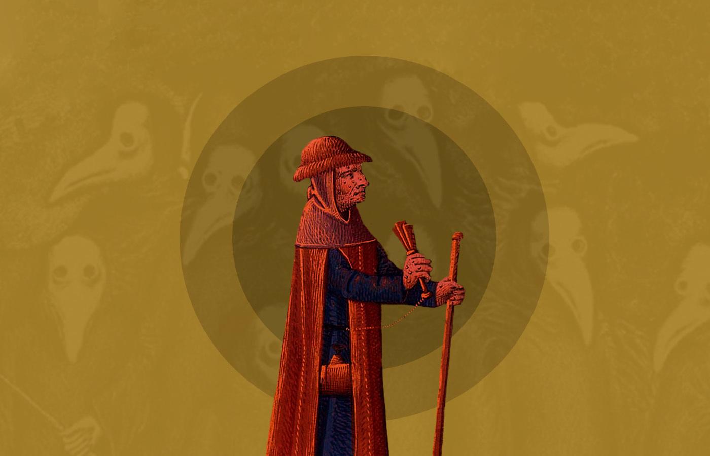 Утеча як порятунок: протидія чумі на Волині 400 років тому