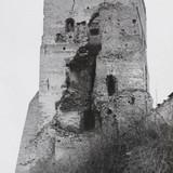 Як виглядала вежа замку Любарта до реконструкції