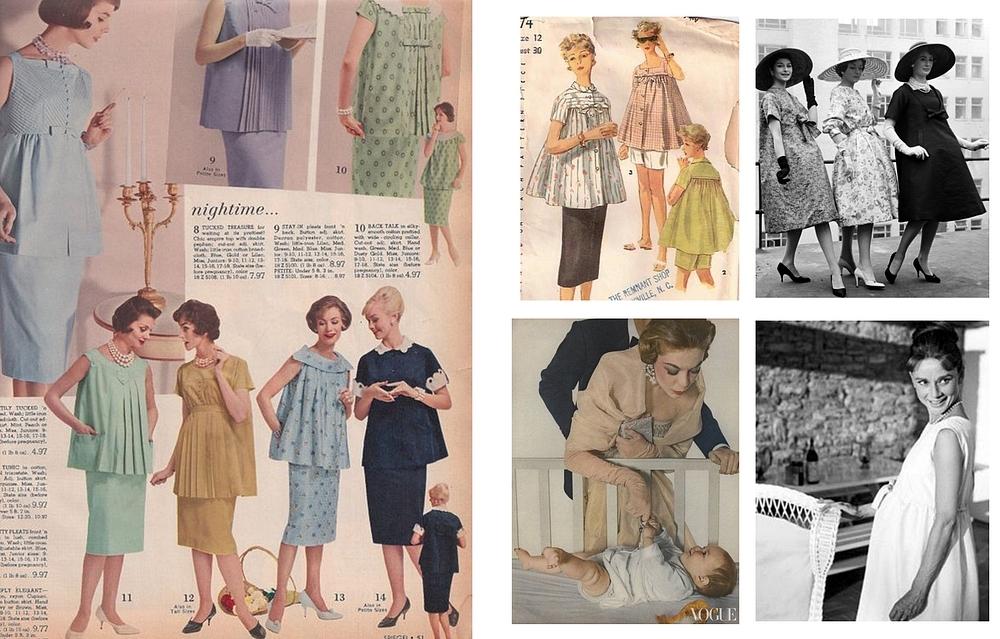 Дизайнери почали шити вільні наряди для вагітних жінок. Ось тільки на  рекламах одягу для вагітних зазвичай фотографували дівчат d50de3630e8fa