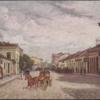 Шляхетна Луцька вулиця у Ковелі 1918