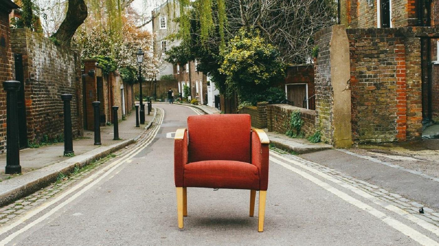 Польська дизайнерка створила офлайн-крісло