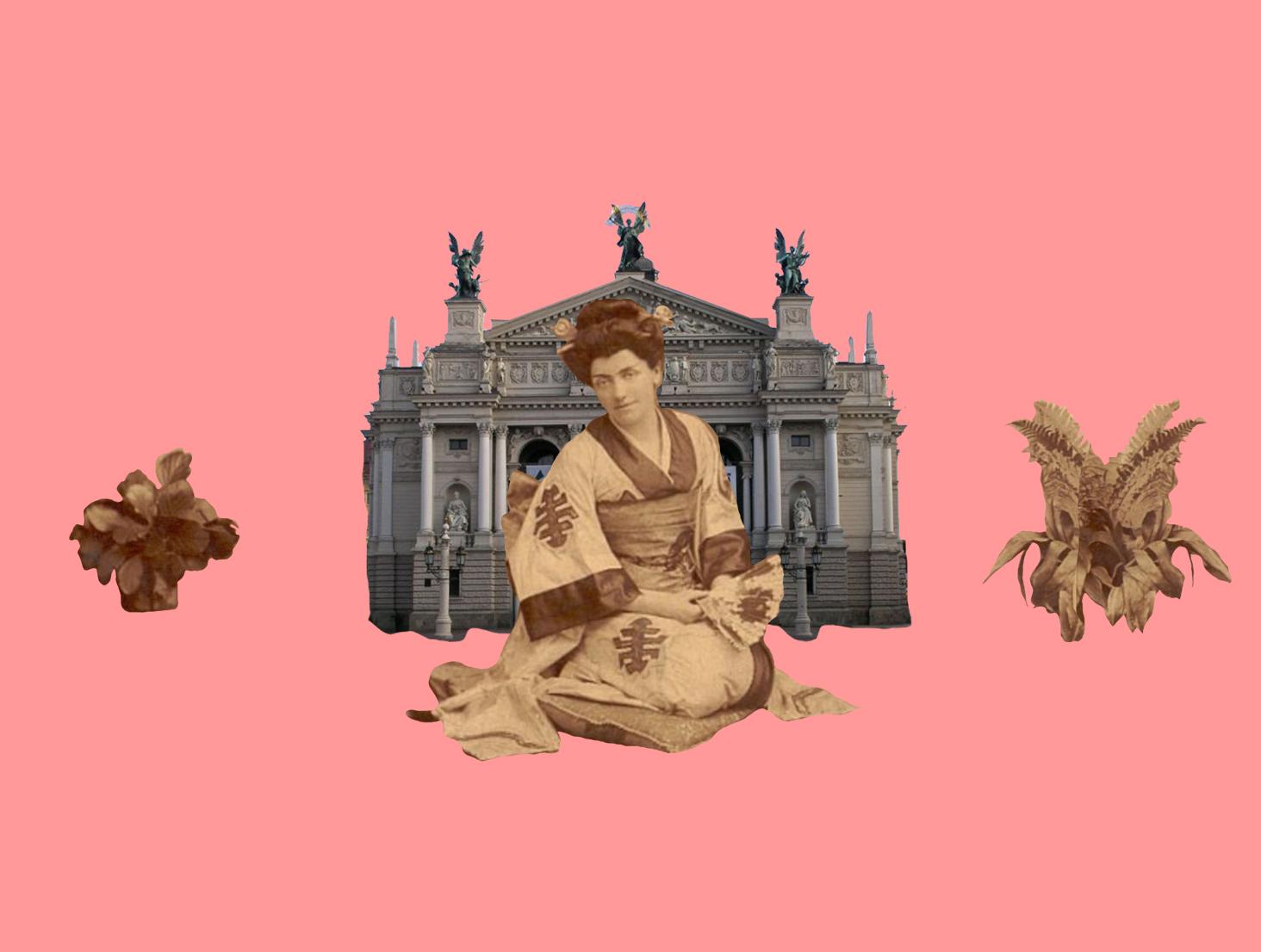 Історія відомих платтів: костюм Чіо-Чіо-сан Соломії Крушельницької