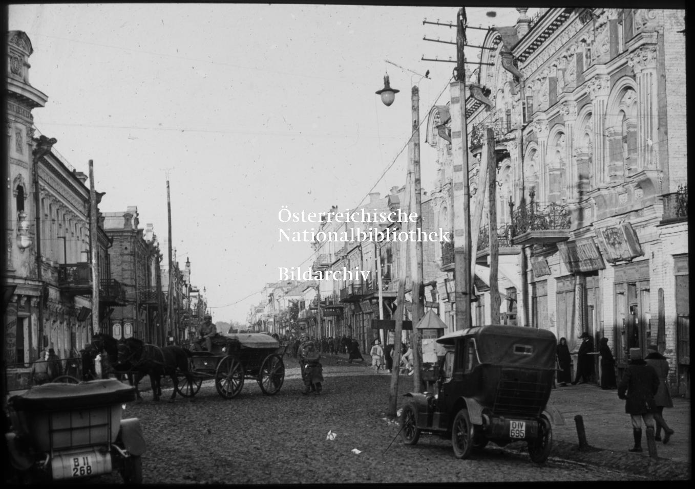 Луцьк та Волинь на фото королівського фотографа Першої світової