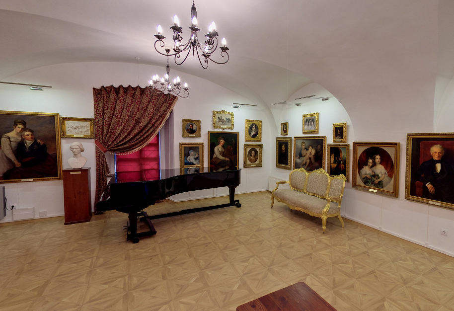 Бродилка онлайн: художній музей у Луцьку