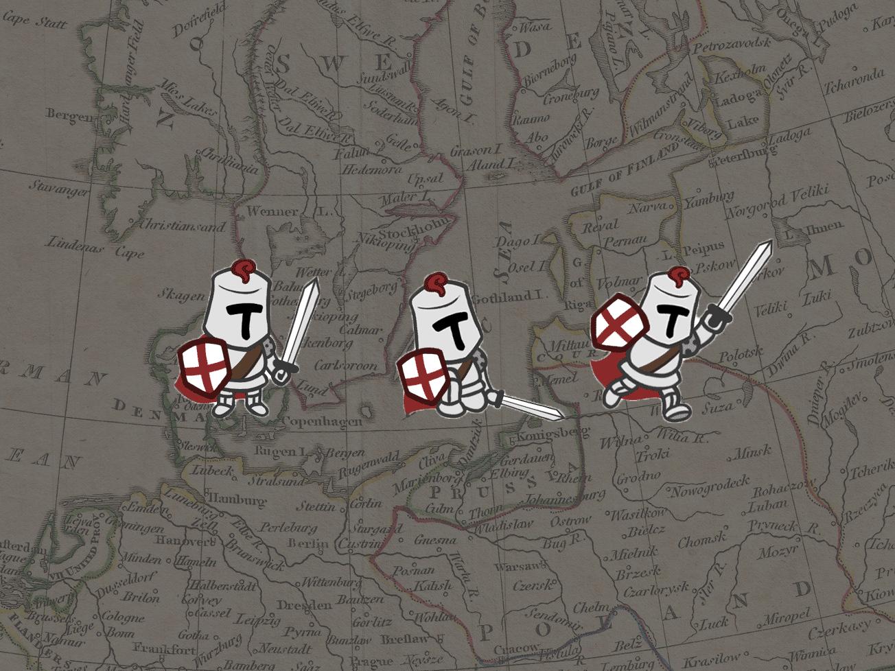 550 років: таємниця занепаду Тевтонського ордену