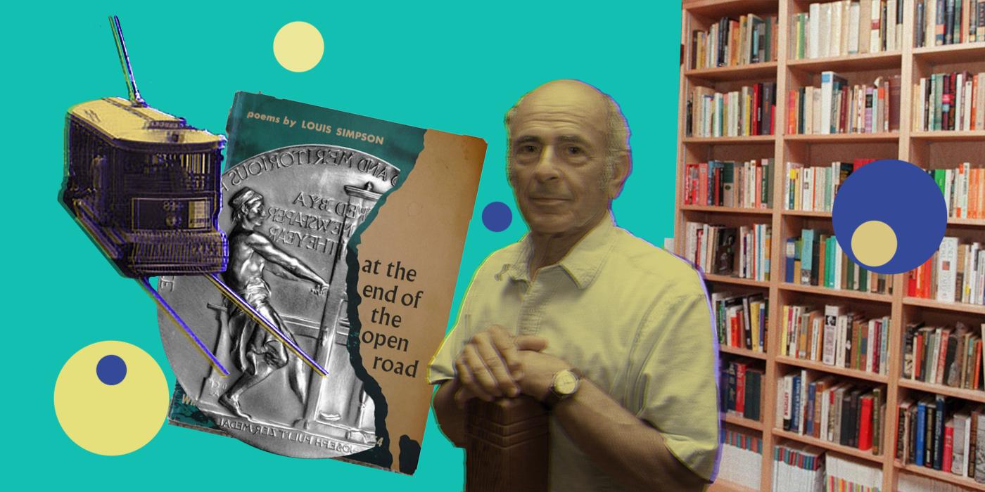 (Не)відомі волиняни: лауреат Пулітцерівської премії Луїс Сімпсон