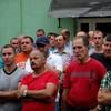 На Волині знову страйкують шахтарі