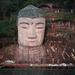 У Китаї реставрують найбільшу в світі статую Будди. Її будували 90 років
