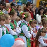 Жителі Горохова вітають один одного з Днем міста