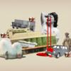Радянський і сучасний Луцьк. Рухомі картинки з того ж ракурсу