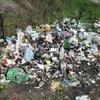 Комунальники «не бачать» стихійних смітників у місті