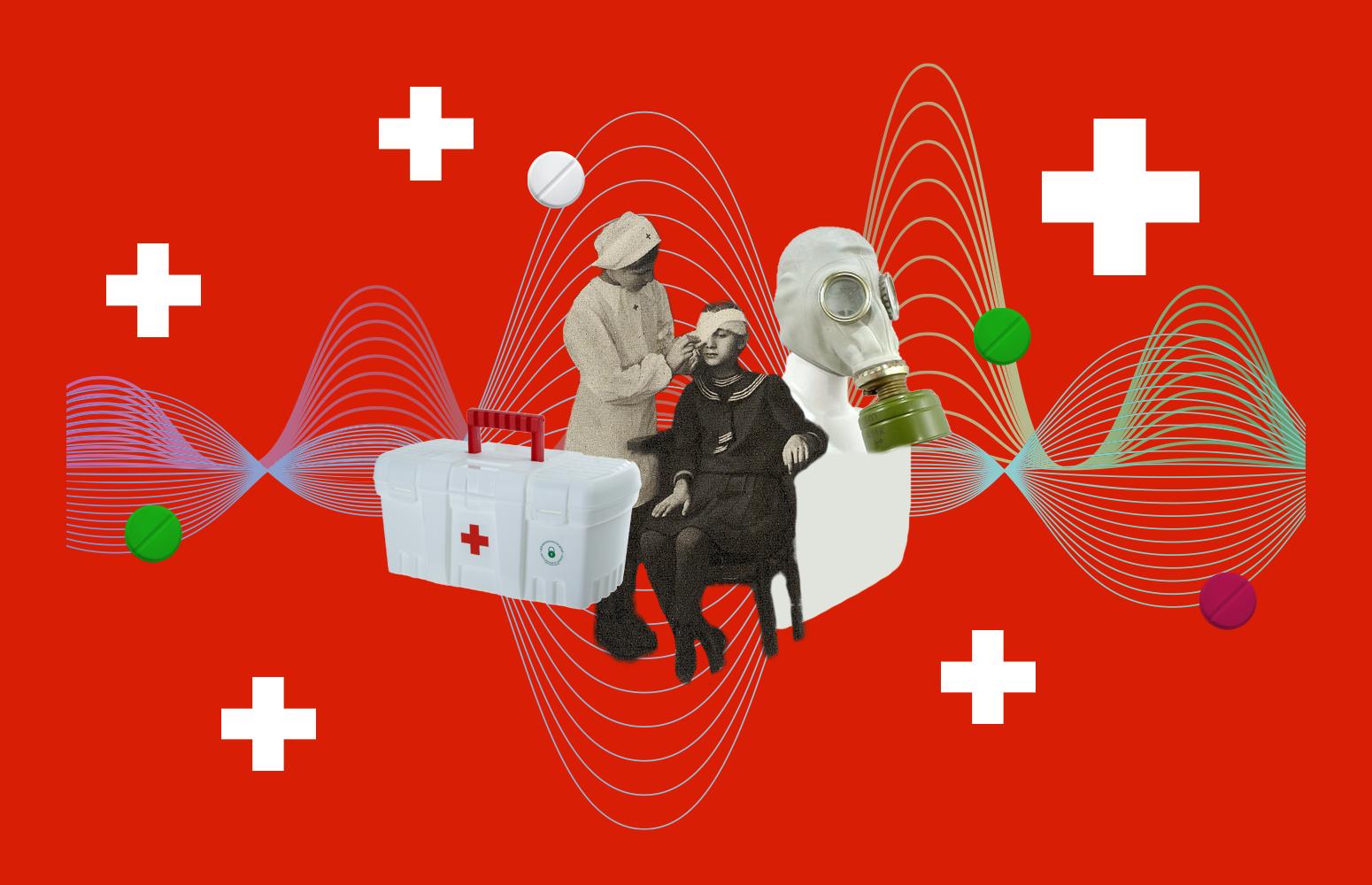 Акції Червоного Хреста в Луцьку 1930-х років