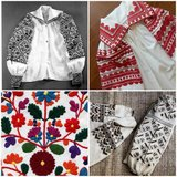 Про українську сорочку, або які вишиванки носили 90 років тому
