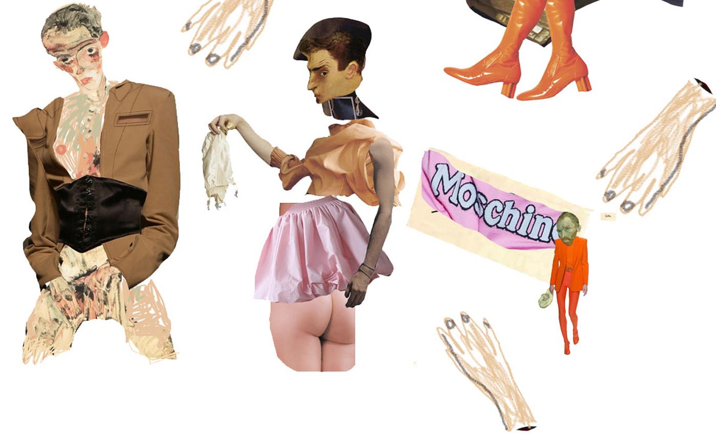 Що було б, якби: художники в одязі сучасних дизайнерів