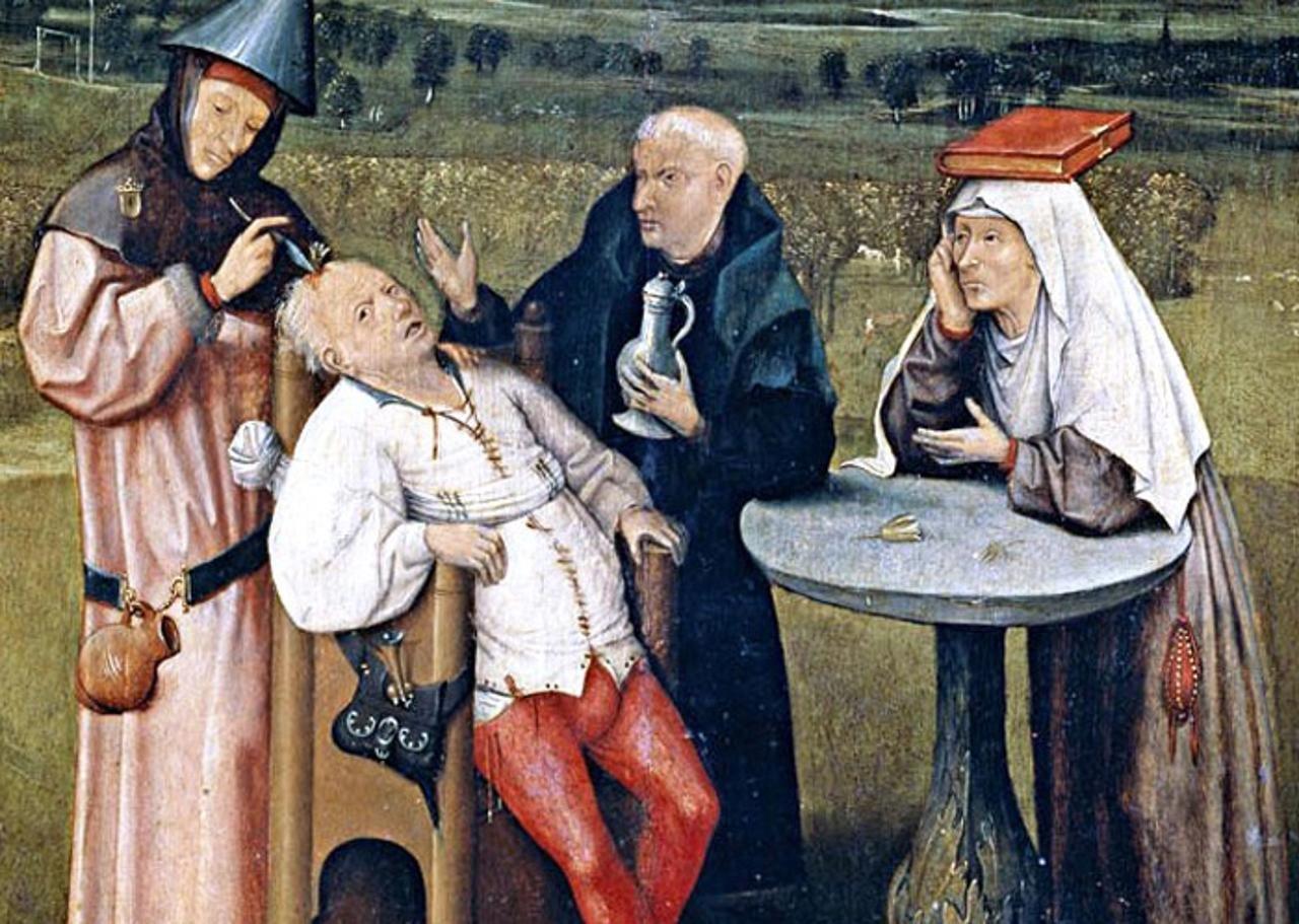 Середньовічна медицина, або Як лікувалися у темні віки