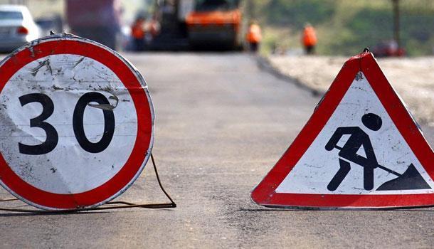 Луцьк: перекриття руху на вулиці Стрілецькій